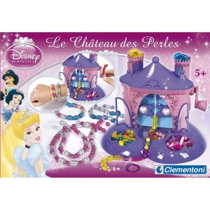 Clementoni Le château des perles Disney Princess