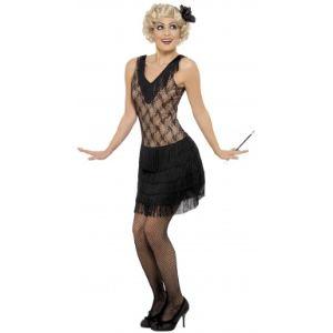 Costume de soirée jazz pour femme (taille S)