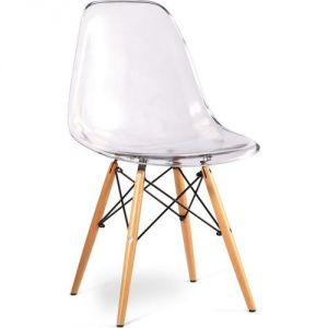 Chaise eames dsw comparer 320 offres for Achat chaise eames