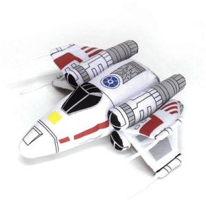 Abysse Corp Peluche Star Wars - Super Deformed : X-Wing Fighter 20 cm