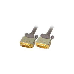 Lindy 37160 - Câble DVI-D Single Link 10 m