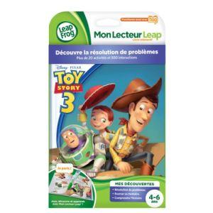 Leapfrog Livre Tag : Toy Story 3