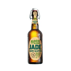 JADE Bière blonde bio Sans gluten 65cl