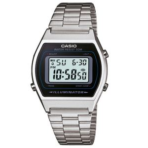 Casio B640W - Montre mixte avec bracelet en acier