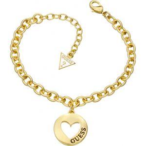Guess Ubb51435 - Bracelet en métal doré pour femme