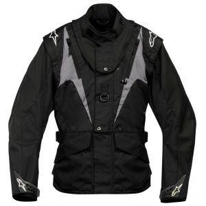 Alpinestars Venture (noir) - Blouson de moto tout terrain pour homme