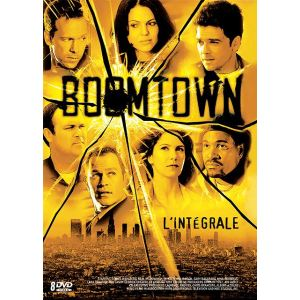 Boomtown - Intégrale saisons 1 et 2