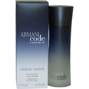 armani code prix