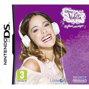 Violetta : Rhythm & Music sur NDS