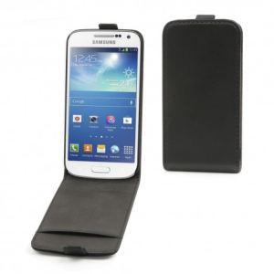 Muvit MUSLI0256 - Étui à clapet + film pour Samsung Galaxy S4 mini