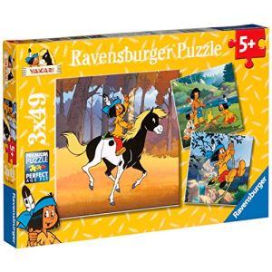 Ravensburger Puzzle Yakari en vadrouille 49 pièces
