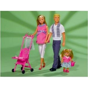 "Simba Toys Steffi Love aime sa ""Joyeuse Famille"""