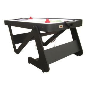 BCE Riley Table de Air Hockey Jets VS Sharks 6 ft