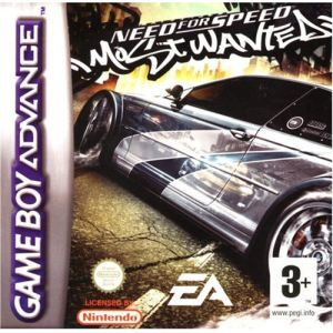 Need for Speed : Most Wanted sur GBA