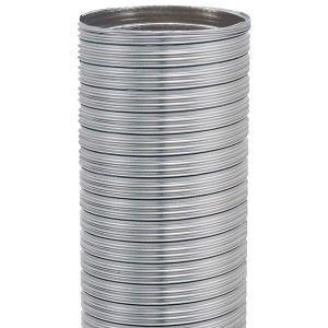 Isotip Joncoux 652980 - Flexible lisse 316 inox (carton dévidoir 60m) diamètre 80-86 série Apollo