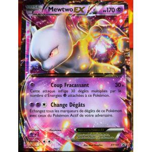 Asmodée Mewtwo Ex - Carte Pokémon XY107 Promo