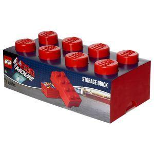 Lego Boîte de rangement Movie 8 plots