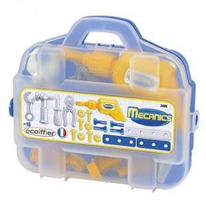 Ecoiffier 2403 - Valisette mécanique