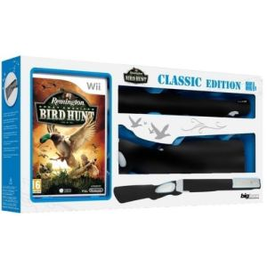 Remington Great American Bird Hunt + Fusil sur Wii