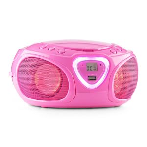 Auna Roadie - Boombox CD USB MP3