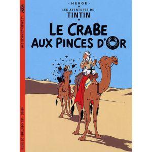 Tintin : Le crabe aux pinces d'or