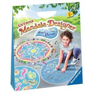 Ravensburger Mandala Designer Outdoor - Happy Ocean
