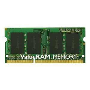 Kingston KVR16LS11/4 - Barrette mémoire ValueRAM 4 Go DDR3L 1600 MHz CL11 SoDimm 204 broches