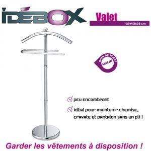 Idebox GLO6255 - Valet Design en métal