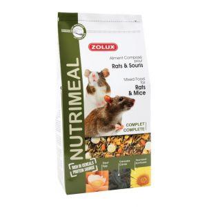 Zolux Nutrimeal Rat et Souris Standard 800 g
