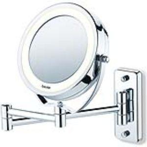 Beurer BS59 - Miroir cosmétique éclairé double face
