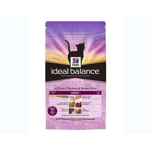 Hill's Ideal Balance Feline Adult Poulet & Riz 2 kg