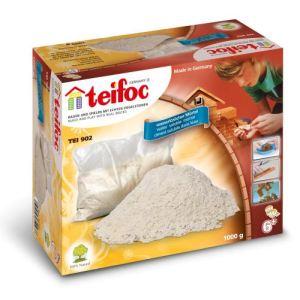 Teifoc TEI902 - Boîte de ciment 1 kg