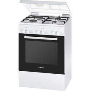 Bosch HGD75D120F - Cuisinière mixte 3 brûleurs gaz avec four électrique