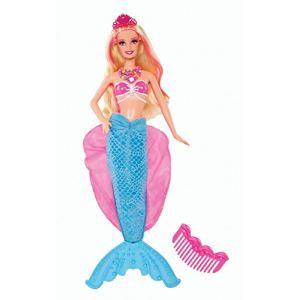 Mattel Barbie princesse sirène Lumina