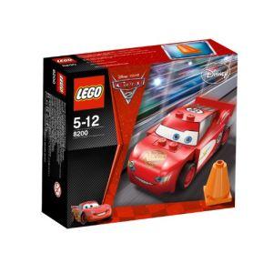 Lego 8200 - Cars 2 : Flash McQueen