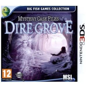 Mystery Case Files : Dire Grove sur NDS