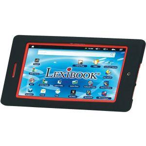 Lexibook MFA51 - Coque en silicone pour tablette 7 pouces