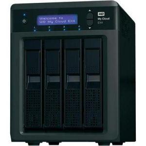 Western Digital WDBWWD0240KBK - Serveur NAS My Cloud EX4 24 To 4 baies