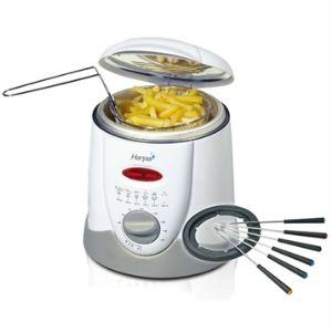 Harper TFR 2916 - Friteuse électrique et fondue