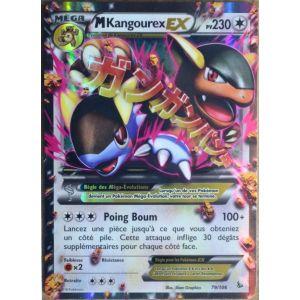 Carte pokemon ex pv comparer 76 offres - Pokemon mega kangourex ...