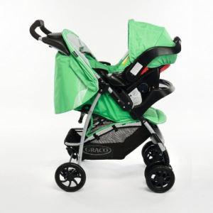 Graco Mirage+ Travel System (2013) - Combiné Duo avec poussette et siège auto Junior Baby