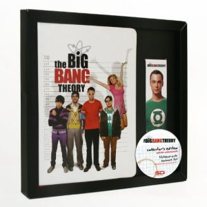 SD Toys Cahier The Big Bang Theory avec marque page