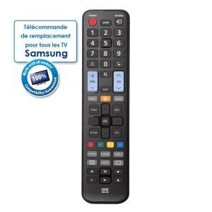 One for All URC 1910 - Télécommande de remplacement pour TV Samsung