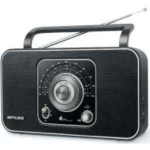 Muse M-068 R - Radio portable