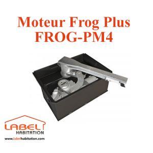 Came 001FROG PM4 - Motoréducteur Maxi Frog 5 encastré 230V 5 m ou 1100 kg