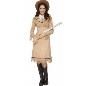 Déguisement cowgirl de l'Ouest américain femme