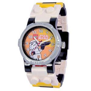 Lego 9002922 - Montre pour enfant Star Wars Storm Trooper