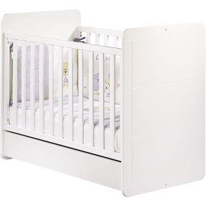 lit bebe barreaux sauthon comparer 131 offres. Black Bedroom Furniture Sets. Home Design Ideas