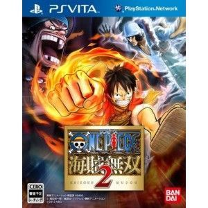 One Piece : Pirate Warriors 2 sur PS Vita
