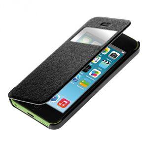 Kwmobile 21320 - Etui à rabat pour Apple iPhone 5c